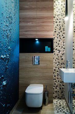 łazienka Z Kamienną Mozaiką łazienka łazienka