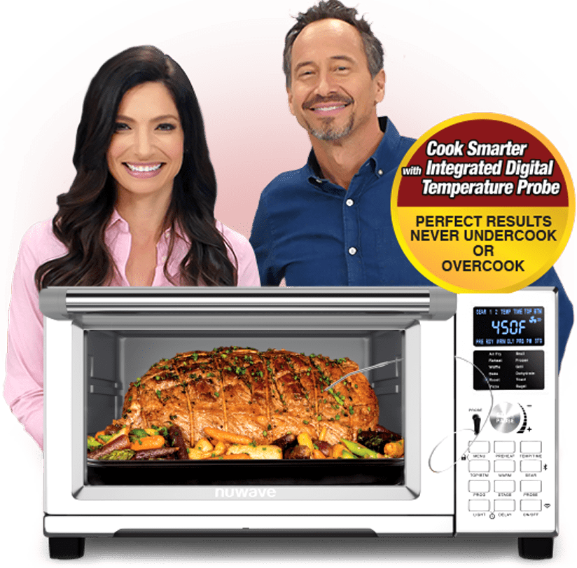 Nuwave Bravo Xl Air Fryer Oven The Countertop Home Oven Oven