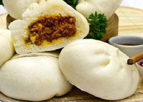 Resep Bakpao Ayam Jamur Sarapan Manis Resep Resep Makanan Cina
