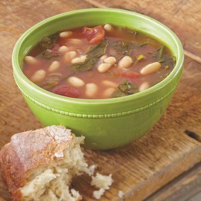 Tuscan Bean Soup, #Bean, #Soup, #Tuscan