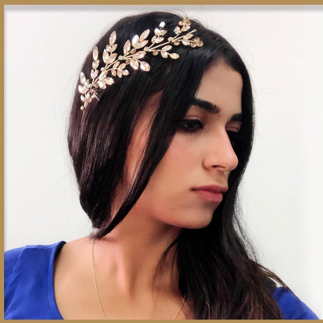 Buy Amazon: amzn.to/31bcjOk #hair #instahair #hairideas #hairdo #haircolor #colorhair #balayage # olaplex #schwarzkopf #kerastase #lorealpro # diarichesse #hairproduct #haircare #hairgrowth Gold diamond wings available in silver too#glow#headpieces#glam#soiree#accessories#byae#glowbyae#earrings#glory#wedding#weddingseason#brides#bridemaids#hair#brides#hairbrides #bridemaidshair Buy Amazon: amzn.to/31bcjOk #hair #instahair #hairideas #hairdo #haircolor #colorhair #balayage # olaplex #schwarzkopf #bridemaidshair