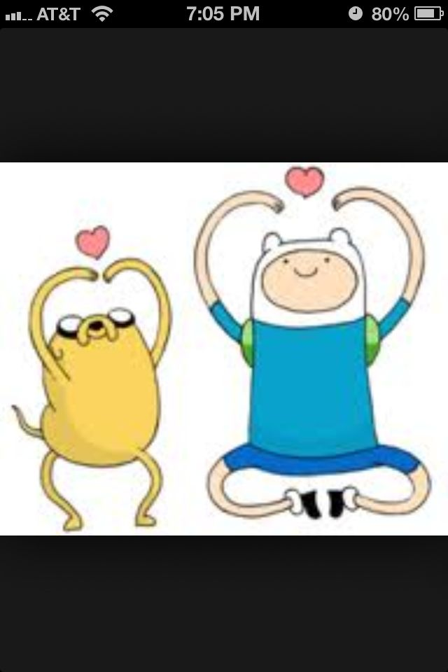 Finn & jake love