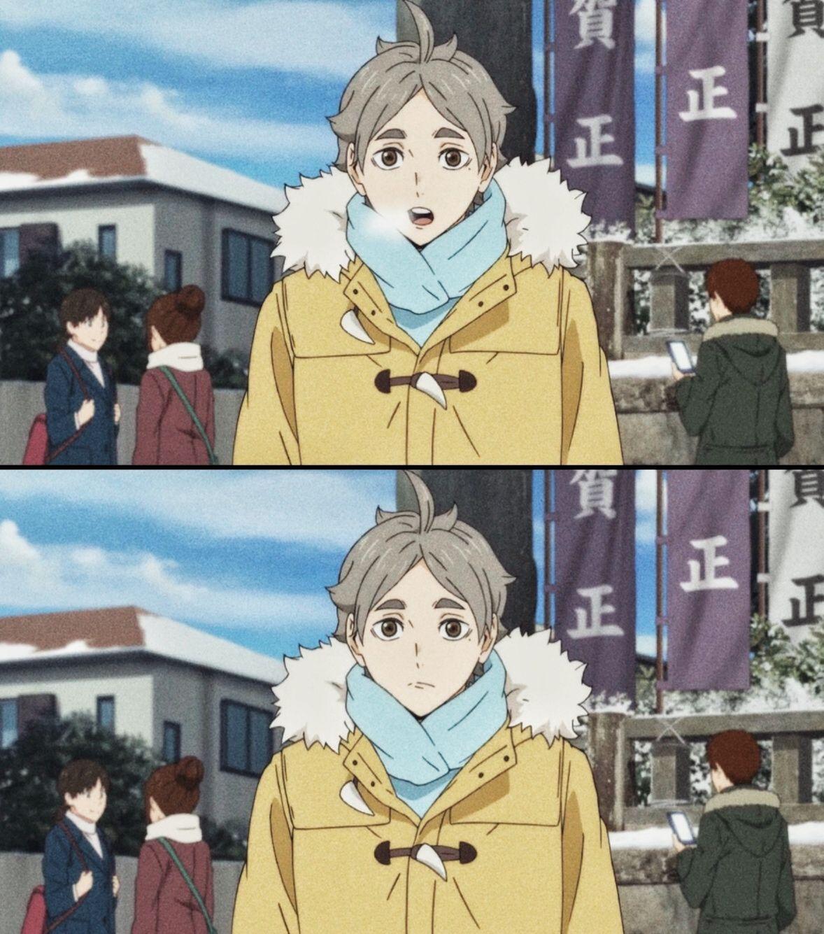 KOUSHI in 2020 Anime boy, Haikyuu, Haikyuu season 4