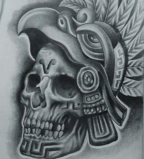 chicano arte chicano pride pinterest chicano aztec and tattoo. Black Bedroom Furniture Sets. Home Design Ideas