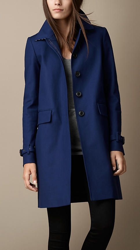 Trench Coats for Women | Cotton, Fashion women and Trench