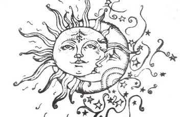 More Sunflower Colouring Pages Coloring