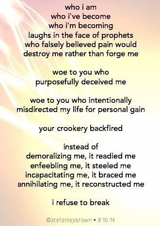 Refuse Poems