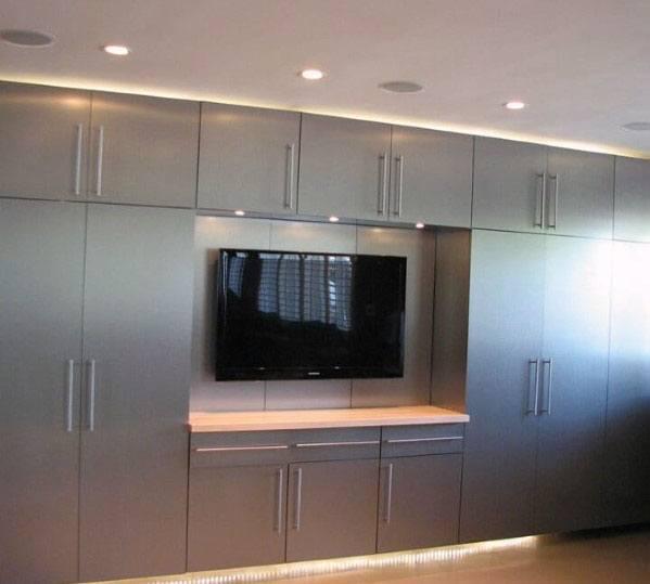 Top 70 Best Garage Cabinet Ideas Organized Storage Designs In