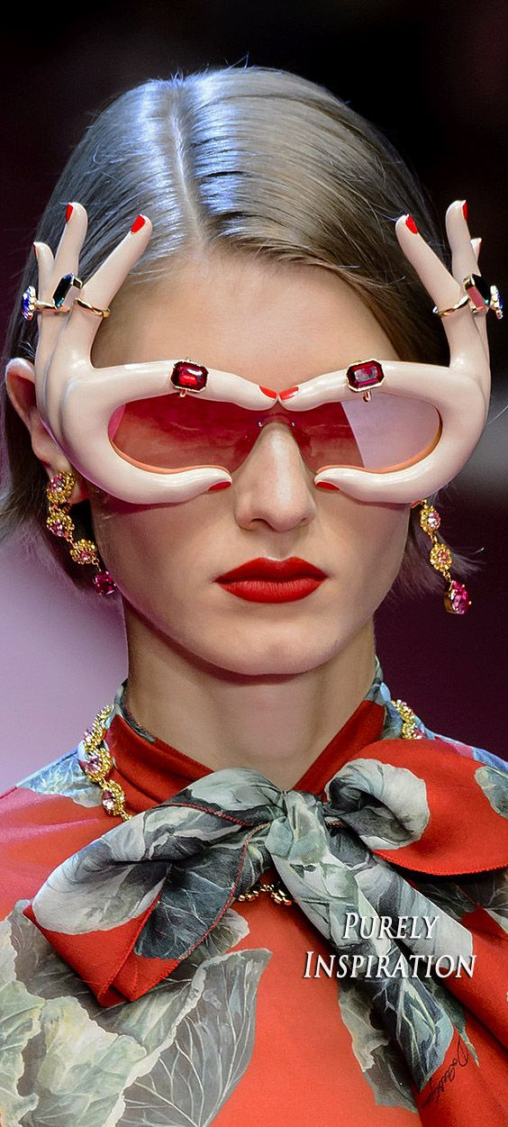 Fashion Weird Sunglasses 1
