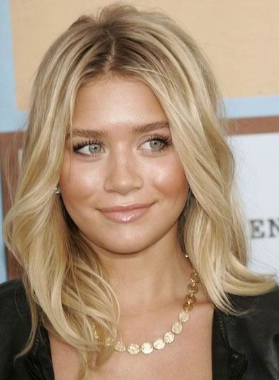 Best Hairstyle For Round Face Amusing Best Hairstyles For Round Faces  Wavy Hair Rounding And Face