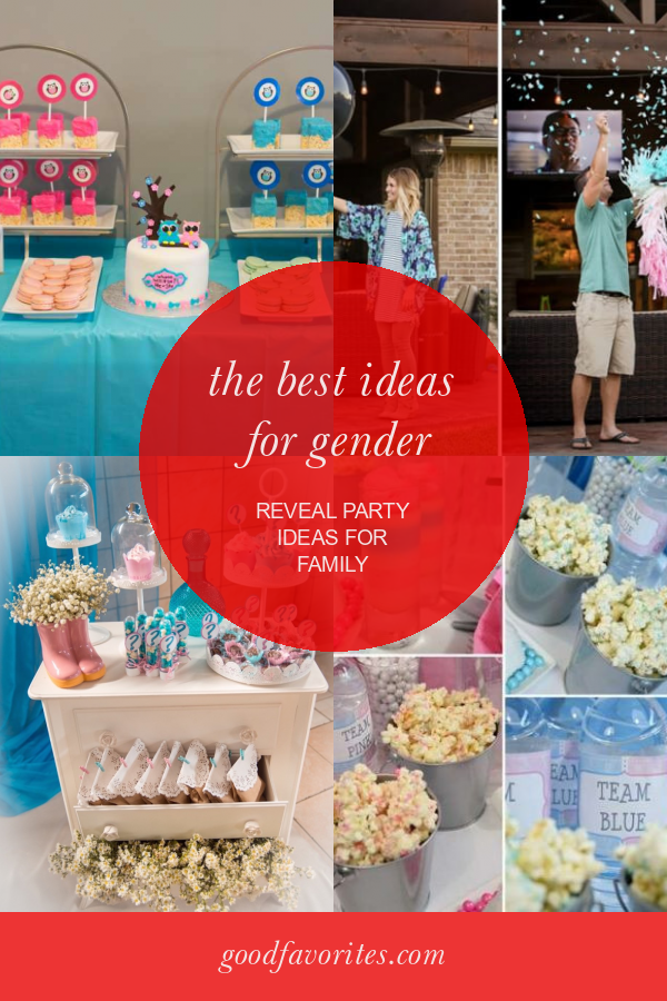 The Best Ideas For Gender Reveal Party Ideas For Family Gender Reveal Party Games Gender Reveal Party Food Reveal Parties