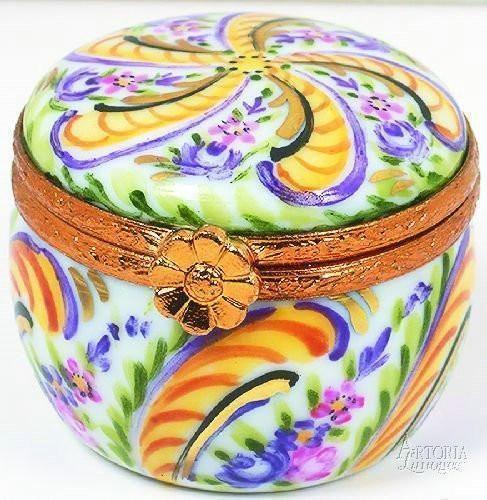 Round Briance Box