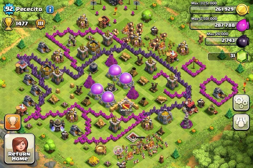 clash of clans account for sale manila