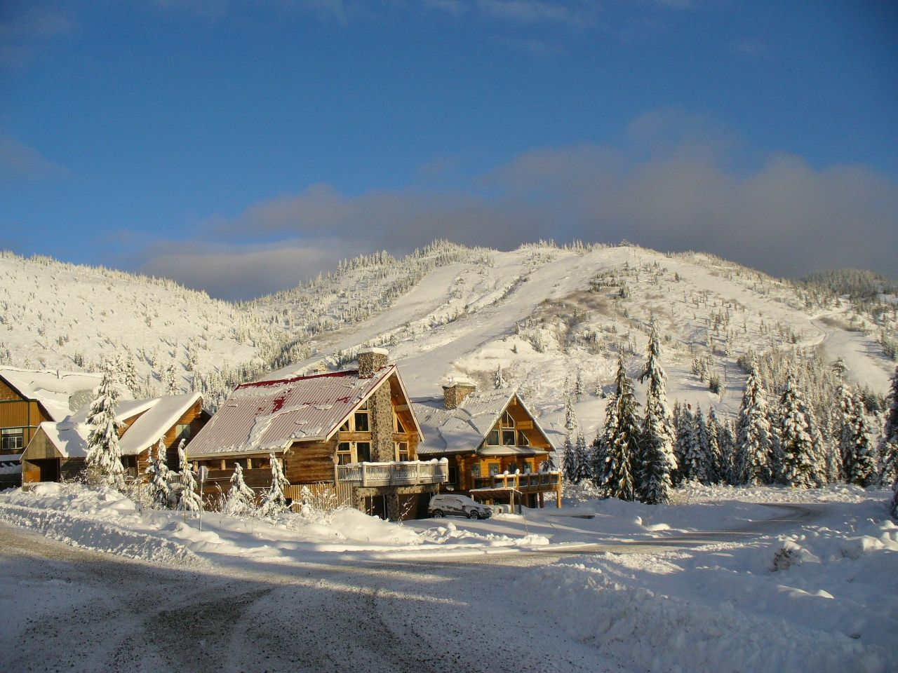 Hemlock Valley Ski Resort Very Close To Mission For A Great Day Of