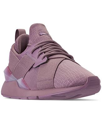 Puma Nova Pastel Grunge sneakers Light purple