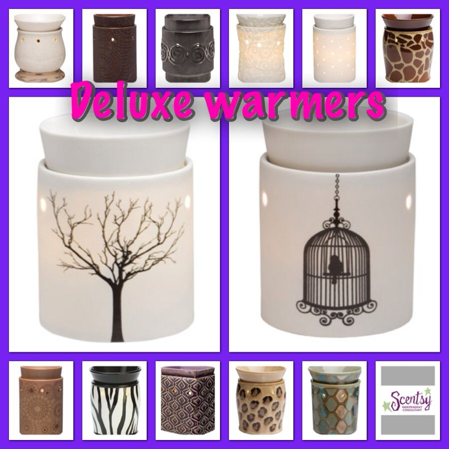 Deluxe Warmers  so simple yet so beautiful
