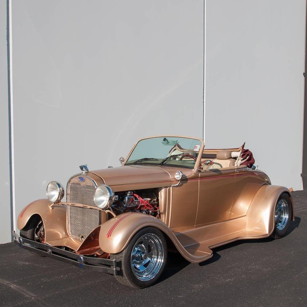 Classic roadster 1929 ford model a model a hot rod
