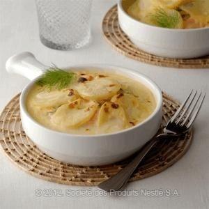Vasa Museum Salmon Pudding Recipe | Nestlé Family, Middle East | Nutrition, Health & Wellness