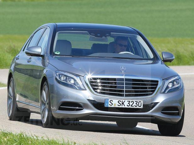 Mercedes S Klasse W222 V222 X222 C217 A217