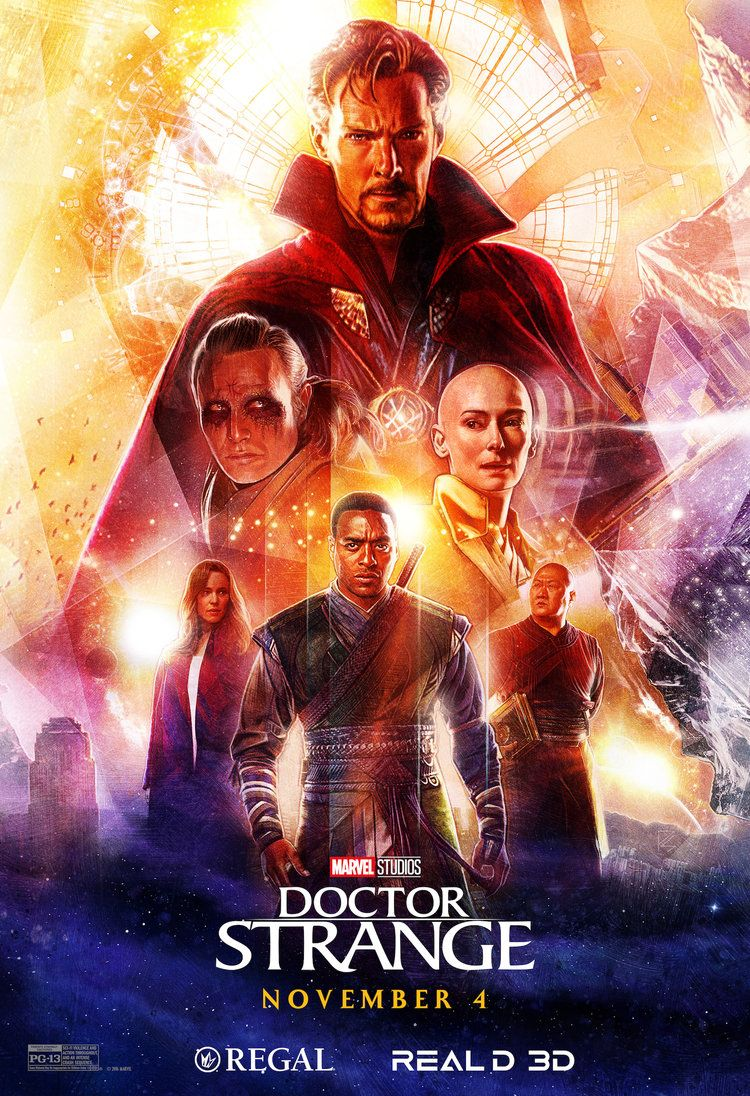 Doctor Strange 2016 Tamil Dubbed Hd Di 2020 Doctor Strange Film Bagus Marvel