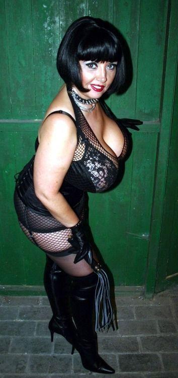 Busty mature dominatrix pics movies