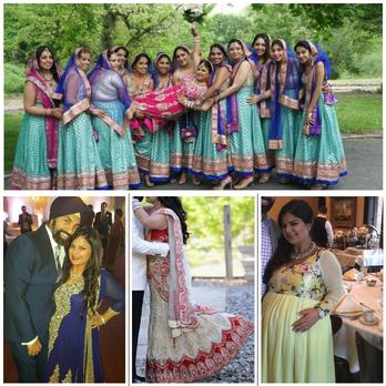 Khooshbu B S Review Of Nazzakat Indian Wedding Dress Bridesmaid Dresses Wedding Dresses
