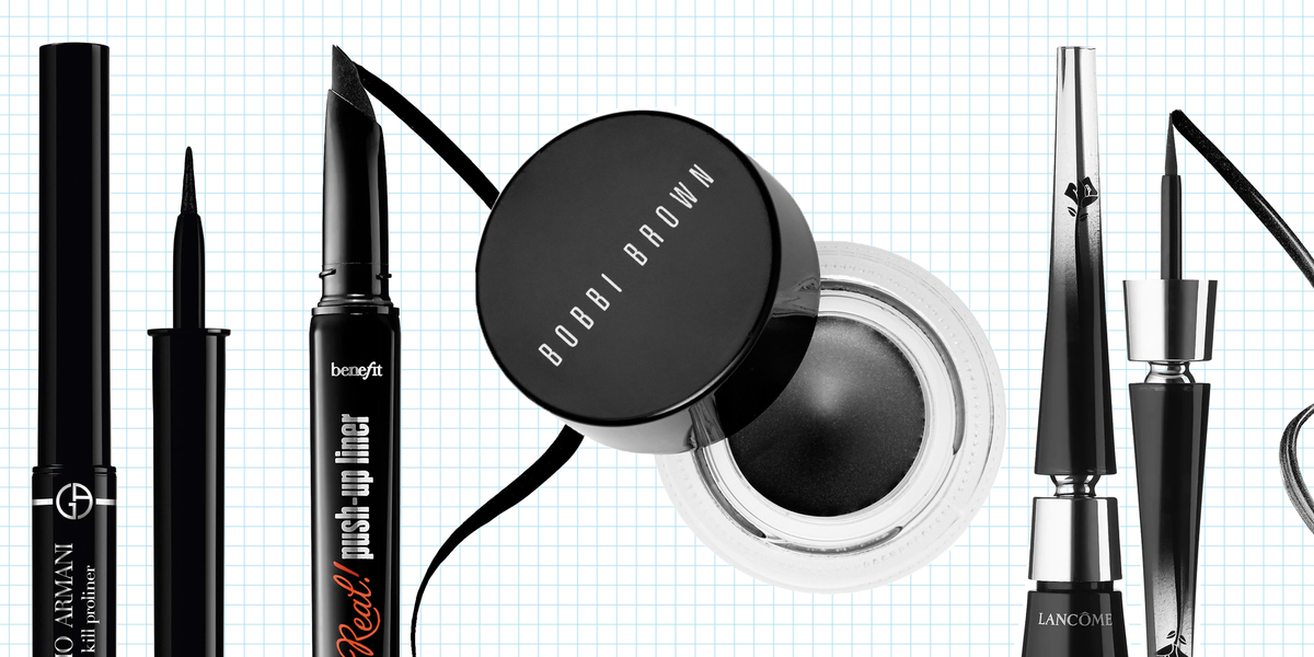 The Best Eyeliners for Perfectly Lined Eyes
