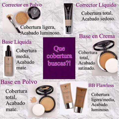 Younique Cuenta Con Diferentes Tipos De Base De Maquillaje Para Pieles Mixtas Grasas Y Secas Younique Cosmetics Younique Beauty Younique Makeup
