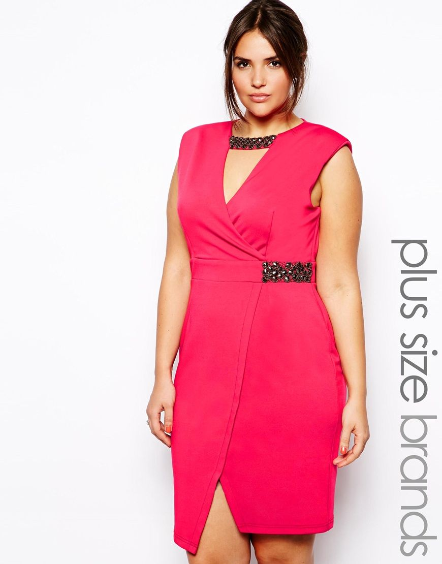 WEDDING SEASON 5 Plus Size Wedding Guest Dresses