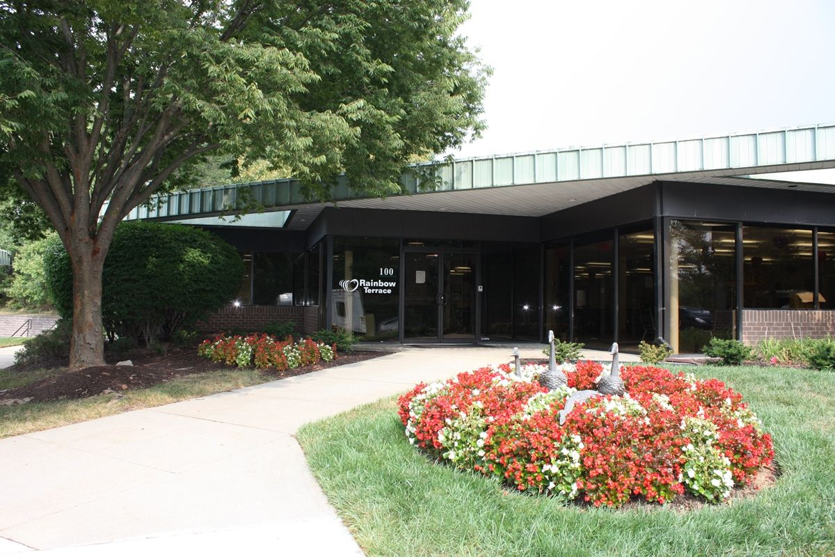 Rainbow Adult Day Health Care's facility in Howard County