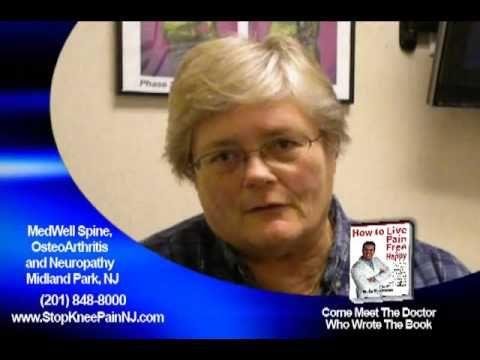 KNEE PAIN DOCTOR OSTEORELIEF ARTHRITIS TREATMENT CENTER WALDWICK RAMSEY ...