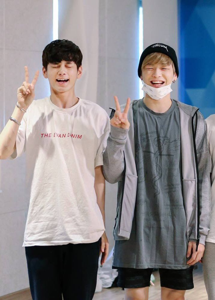 Daniel e Seongwoo #kangdaniel