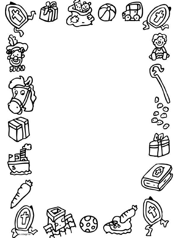 Populair Verlanglijstje, Sinterklaas, feestdagen voor kinderen | werkbladen &YT13