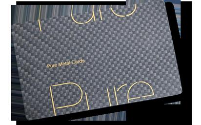 Carbon Fiber Business Card | DESIGN - Business Cards | Pinterest