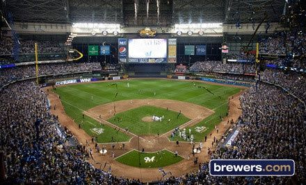 Milwaukee Brewers Milwaukee Brewers Milwaukee One Ticket
