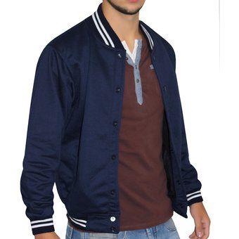 96c80fc11 Compra Chaqueta Azar Beisbolera CH001-Azul online ✓ Encuentra los mejores  productos Chaquetas y abrigos ligeros hombre AZAR en Linio Colombia ✓