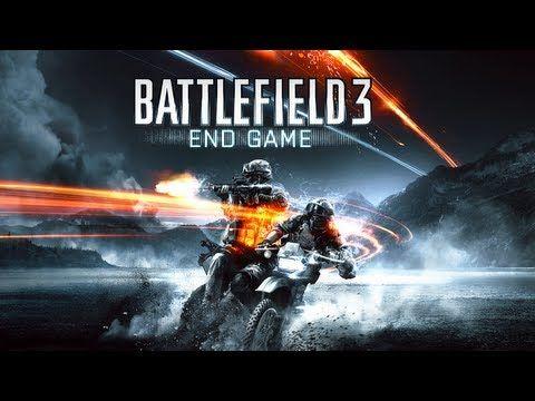 Battlefield 3 End Game Capture The Flag Gameplay Battlefield