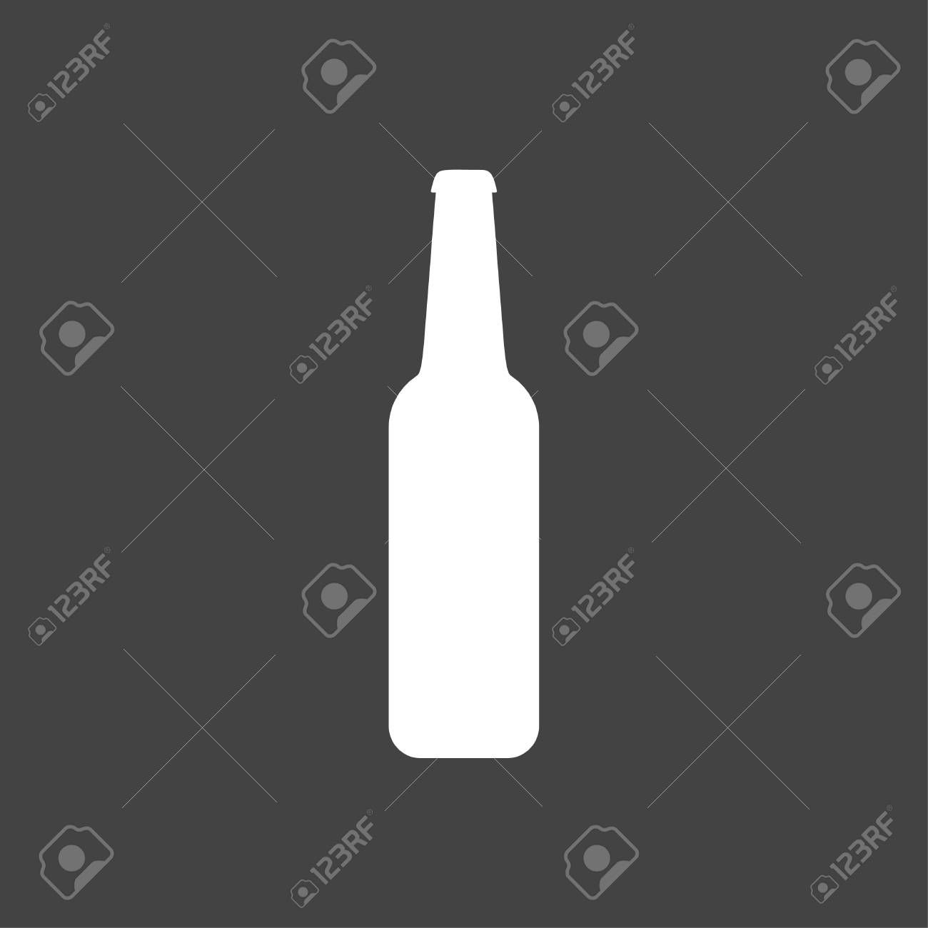 Bottle Icon Vector Ad Bottle Icon Vector Bottle App Icon Vector Icons