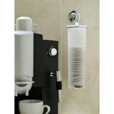 Everloc Koffiepad/wattenschijfjes dispenser €10 incl verzenden ...