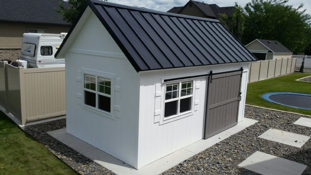Gallery shed custom sheds shed plans