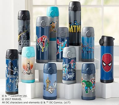Heroes Amp Villains Insulated Water Bottles Insulated