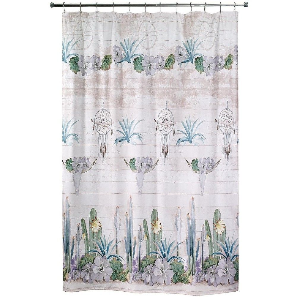 Avanti Dressed To Thrill 70 Inch X 72 Inch Shower Curtain