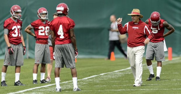 Updated Alabama Football Roster With New Heights And Weights