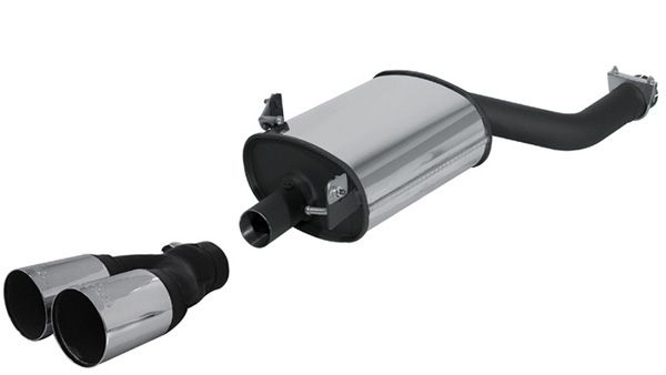 remus sport exhaust for 1999 2006 bmw
