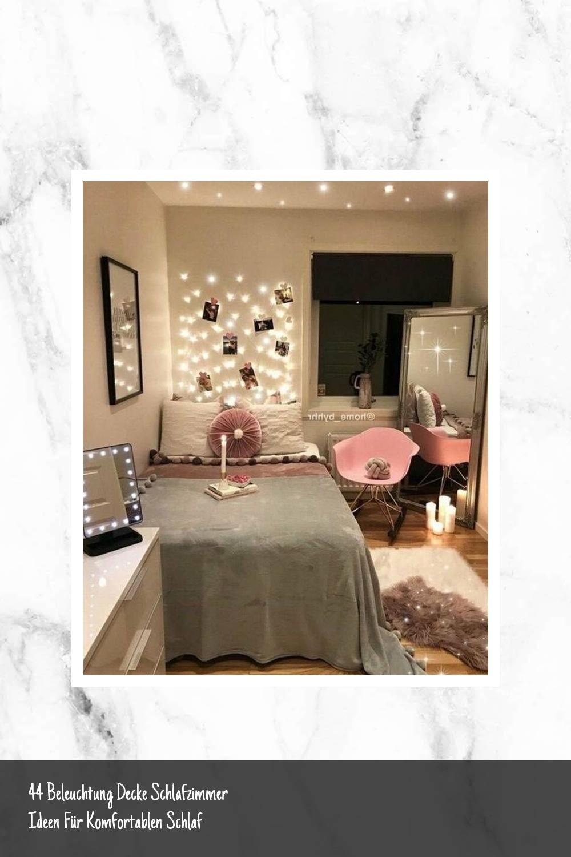 44 Beleuchtung Decke Schlafzimmer Ideen Fur Komfortablen Schlaf Home Decor Lighted Bathroom Mirror Decor