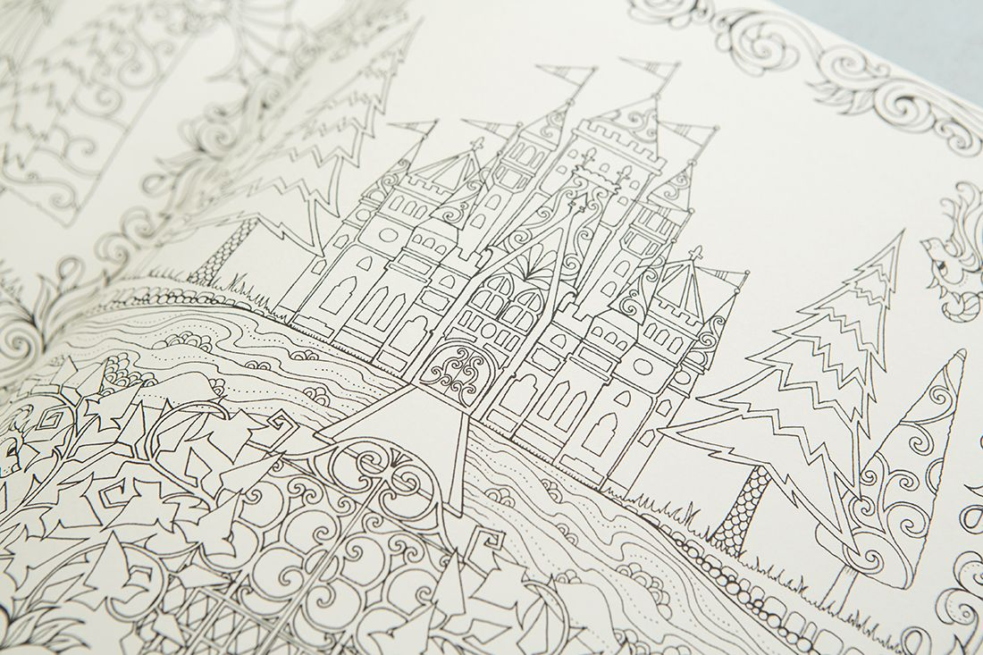 Stunning Professional Coloring Book Photos - New Coloring Pages ...