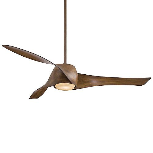 Artemis ceiling fan with light by minka aire fans at lumens com too expensive