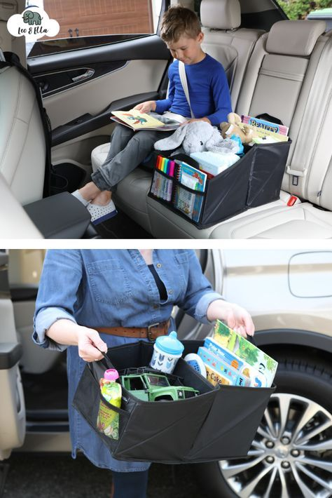Leo&Ella™ Collapsible Car Storage Organizer