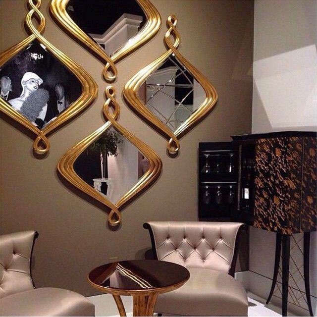 Decorat coms photo on instagram · mirror furnitureunique furnituredecor interior designbeautiful
