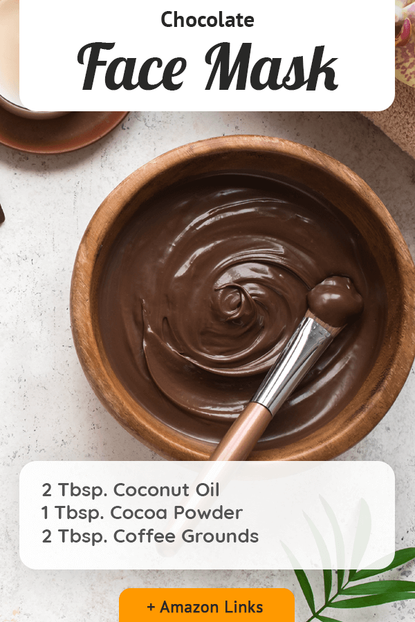 DIY – Coffee and Cocoa Chocolate Face Mask For Glowing Skin -   18 beauty Mask ideas